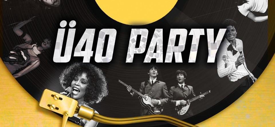 Ü40 Party: Die Party für alle ab 40