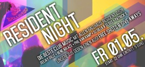 Ballhaus Resident Night