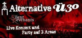 Alternative Ü30 • Silent Revenants