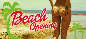 Beach Opening // Party Outdoor