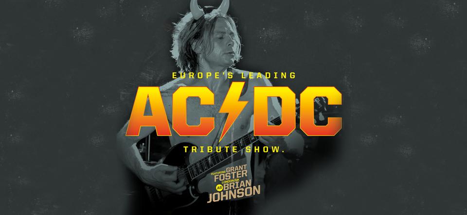 BAROCK: AC/DC Tribute // Konzert
