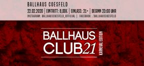 Club 21 • 21+