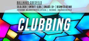 Clubbing • 18+