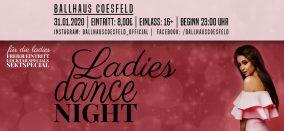 Ladies Dance Night • 16+
