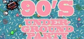 90's Underground Party