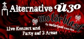 Alternative Ü30 • Motörhead Tribute