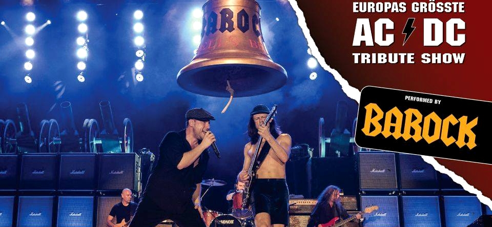 KONZERT • BAROCK • AC/DC Tribute • Live 2021