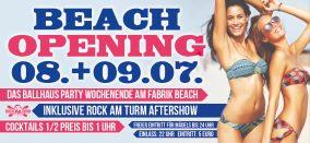 Beach Opening // Club + Beach