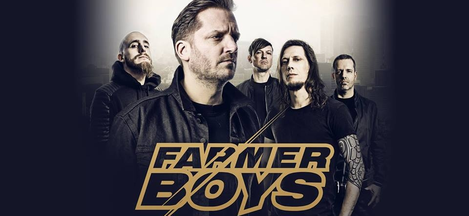 Farmer Boys • Born Again Tour