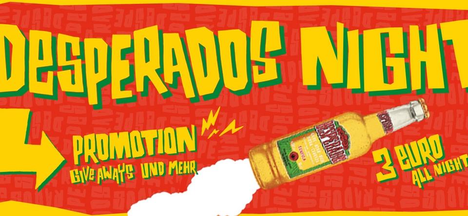 Desperados Night // Ballhaus Party