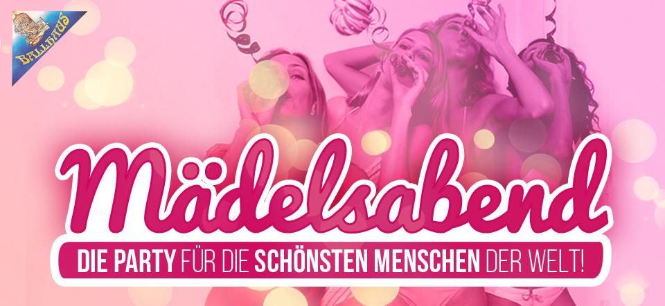 Mädelsabend // Ballhaus Party