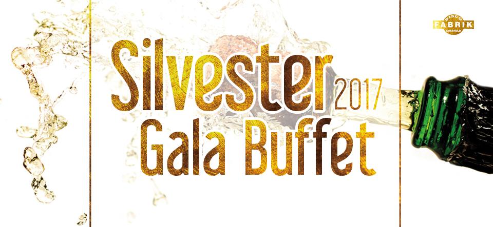 Silvester Gala Buffet 31.12.2017