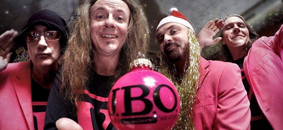 J.B.O. Blast Christmas // Konzert