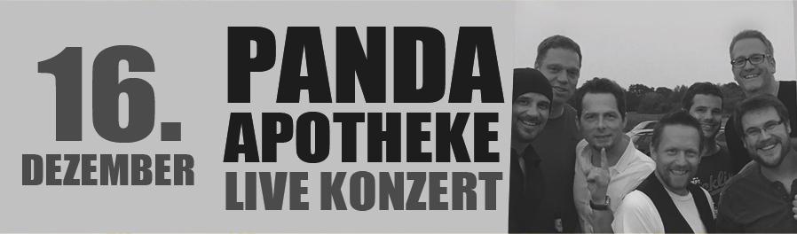 Panda Apotheke // Konzert