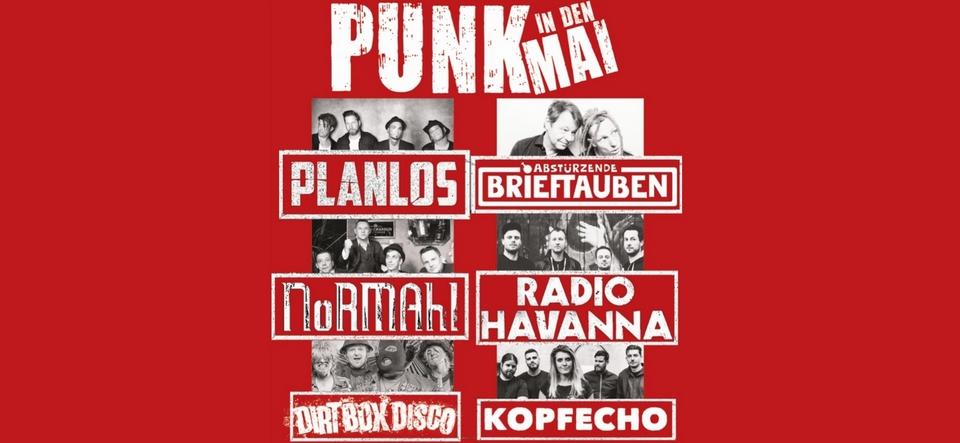 Punk in den Mai • Festival