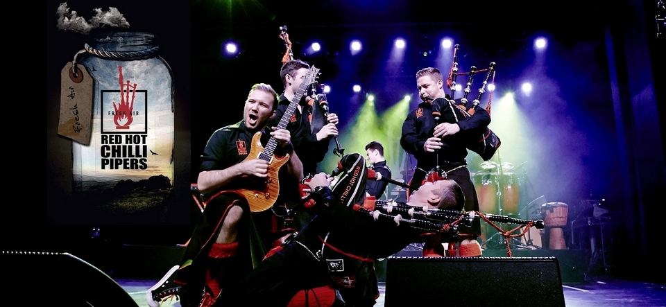 KONZERT • RED HOT CHILLI PIPERS • World Tour 2021