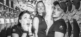 KONZERT • SHIRLEY HOLMES • St. Pauli Punk Rock