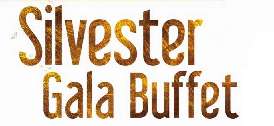 Silvester Gala Buffet • 31.12.2019
