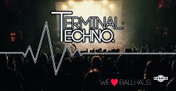 Terminal: Techno • Ballhaus Party