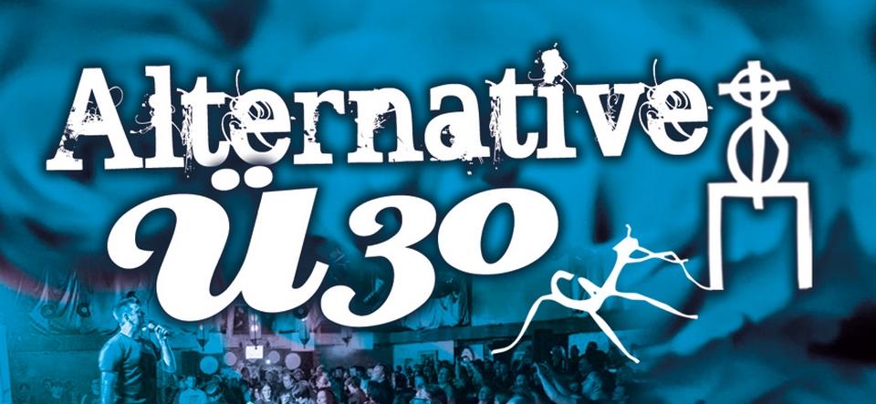 Alternative Ü30 Party #7 // 3 Areas