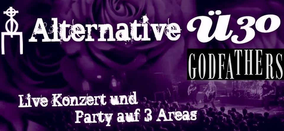 Alternative Ü30 • The Godfathers