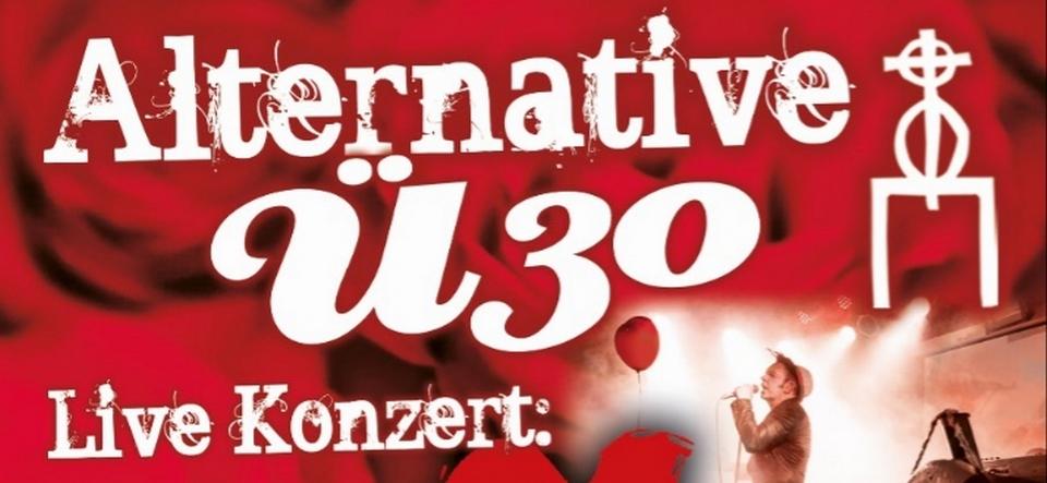 Alternative Ü30 Party #8 // 3 Areas