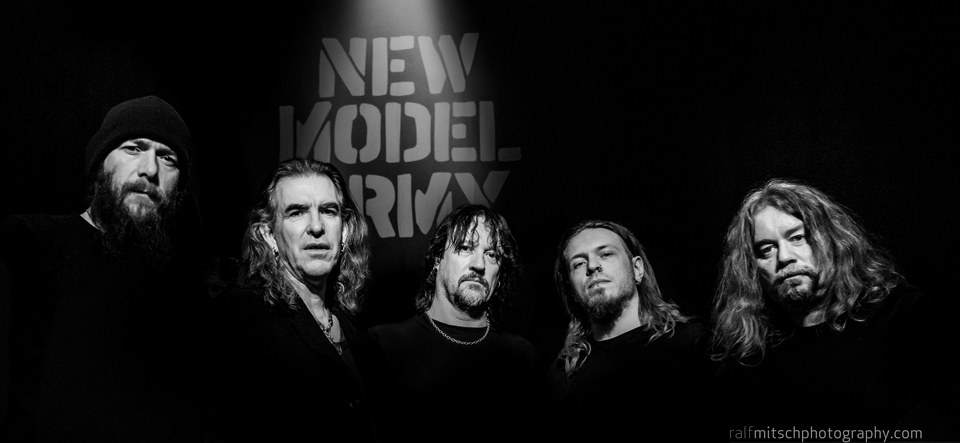 New Model Army // Konzert