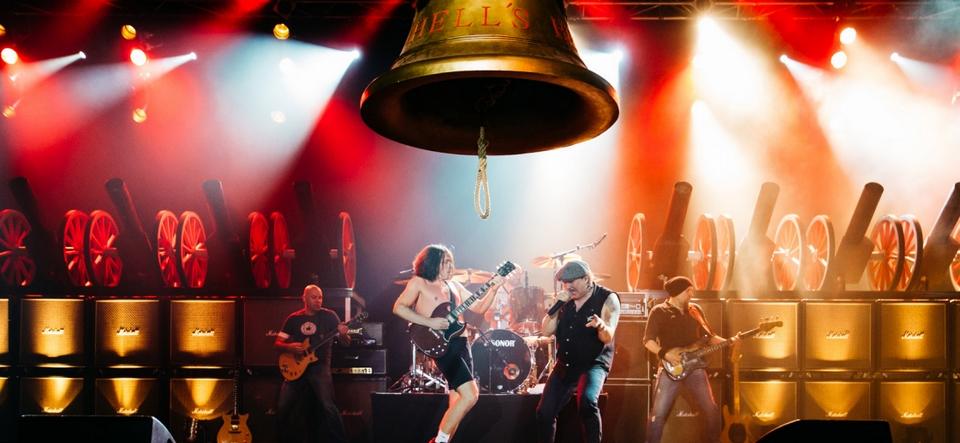 BAROCK AC/DC Tribute // Konzert