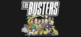 The Busters: Straight Ahead Tour