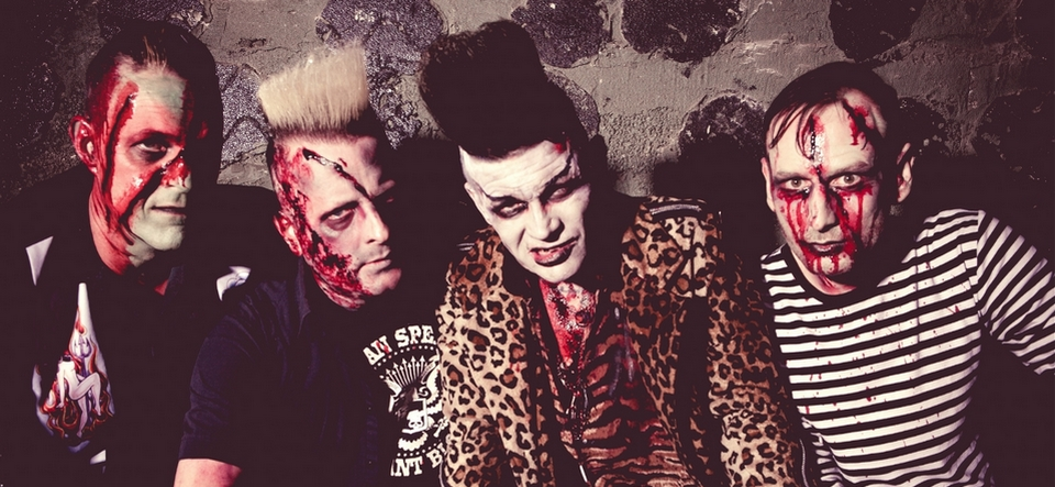Demented Are Go • Psychobilly