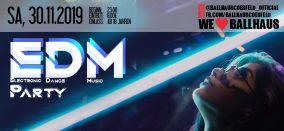 EDM • Electronic Dance Music • 18+