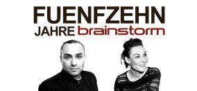 15 Jahre Brainstorm // Techno