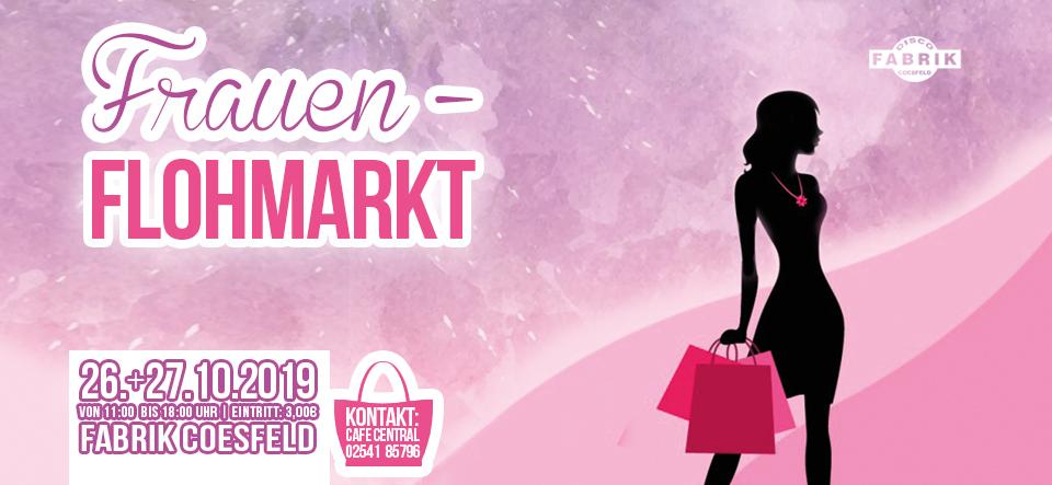 Frauen-Flohmarkt • Samstag