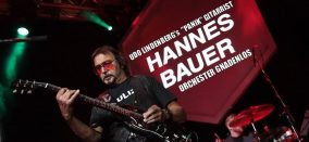 Hannes Bauer • 40 Jahre Tour