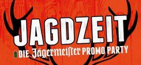 Jagdzeit: Jägermeister Promo Party