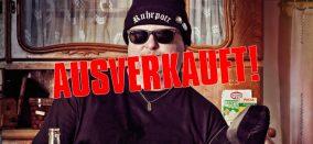 AUSVERKAUFT: Markus Krebs