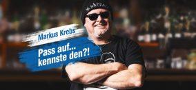 Markus Krebs • Pass auf …