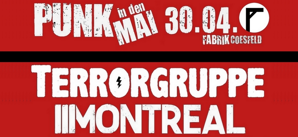 Terrorgruppe & Montreal