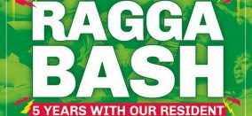 Ragga Bash • Anniversary Party