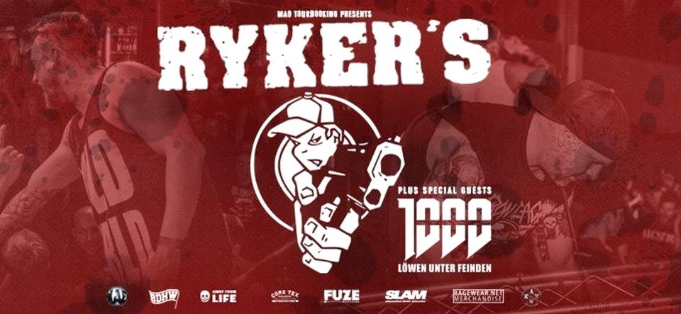 Ryker's • 1000 Löwen unter Feinden