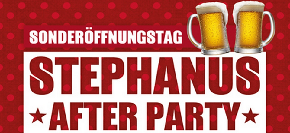 Stephanus After Party // Ballhaus