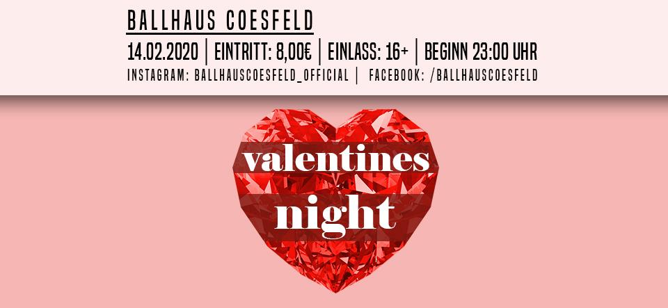 Valentines Night • 16+
