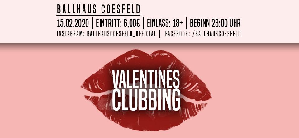 Valentines Clubbing • 18+