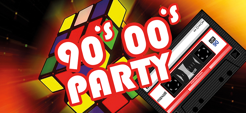 90's & 00's • Ballhaus Party