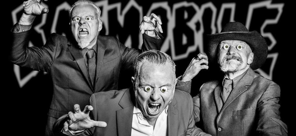 KONZERT • BATMOBILE & Evil Daltons • Live 2022
