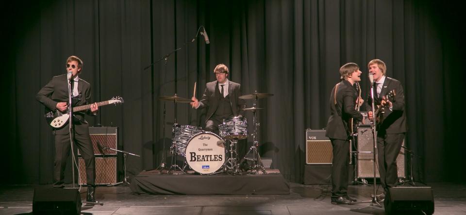 The Quarrymen Beatles • Open Air