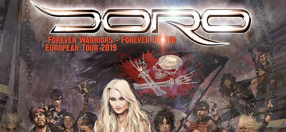 DORO • Forever Warriros Tour