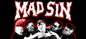 KONZERT • MAD SIN • Unbreakable Psychobilly • Live 2021