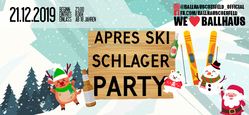 Apres Ski • Schlager Party