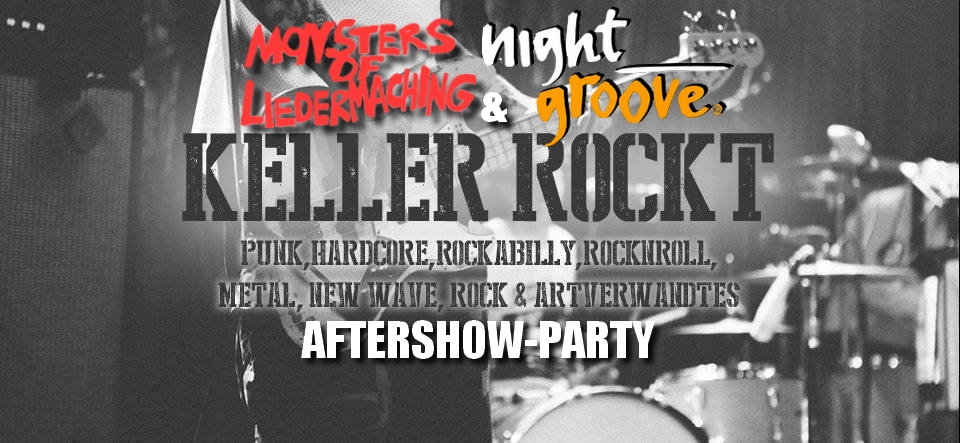 Keller Rockt • Aftershow-Party
